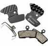 Reverse AirCon Remblok & Remschoen for Avid Code 4pc zwart